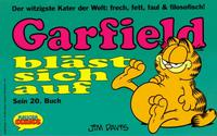 Cover Thumbnail for Garfield (Wolfgang Krüger Verlag, 1984 series) #20