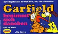 Cover Thumbnail for Garfield (Wolfgang Krüger Verlag, 1984 series) #24