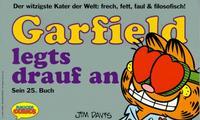 Cover Thumbnail for Garfield (Wolfgang Krüger Verlag, 1984 series) #25