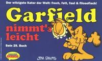 Cover Thumbnail for Garfield (Wolfgang Krüger Verlag, 1984 series) #29