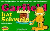Cover Thumbnail for Garfield (Wolfgang Krüger Verlag, 1984 series) #31