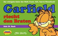 Cover Thumbnail for Garfield (Wolfgang Krüger Verlag, 1984 series) #34