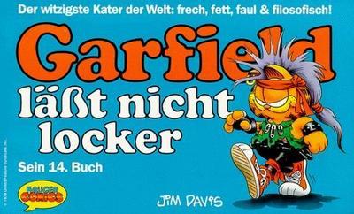 Cover for Garfield (Wolfgang Krüger Verlag, 1984 series) #14