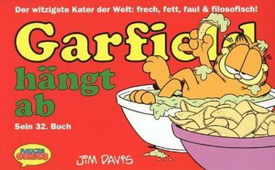 Cover for Garfield (Wolfgang Krüger Verlag, 1984 series) #32