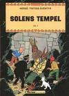 Cover for Tintins äventyr (Nordisk bok, 1984 ? series) #T-045a; [227] - Solens tempel del 2