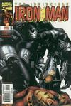 Cover for Iron Man (Marvel, 1998 series) #19
