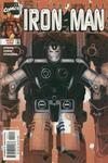 Cover for Iron Man (Marvel, 1998 series) #20