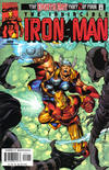 Cover for Iron Man (Marvel, 1998 series) #22