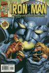 Cover for Iron Man (Marvel, 1998 series) #25