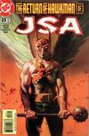 Cover for JSA (DC, 1999 series) #23