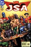 Cover for JSA (DC, 1999 series) #26