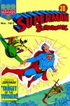 Cover for Superman Supacomic (K. G. Murray, 1959 series) #187
