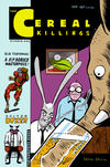 Cover for The Cereal Killings (Fantagraphics, 1992 series) #1