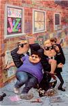 Cover for Jizz (Fantagraphics, 1991 series) #9