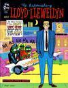 Cover for Lloyd Llewellyn (Fantagraphics, 1986 series) #3