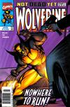 Cover Thumbnail for Wolverine (1988 series) #120 [Newsstand Edition]