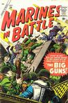 Cover for Marines in Battle (Marvel, 1954 series) #24