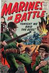Cover for Marines in Battle (Marvel, 1954 series) #25