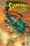 Cover for Superboy (DC, 1994 series) #37 [Direct Sales]
