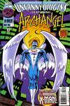 Cover for Uncanny Origins (Marvel, 1996 series) #3