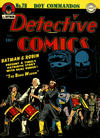 Cover for Detective Comics (DC, 1937 series) #78