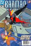 Cover Thumbnail for Batman Beyond (1999 series) #19 [Newsstand]