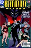 Cover for Batman Beyond (DC, 1999 series) #21