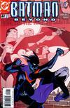 Cover for Batman Beyond (DC, 1999 series) #22