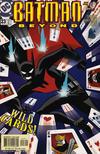 Cover for Batman Beyond (DC, 1999 series) #23