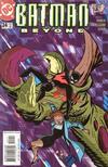 Cover for Batman Beyond (DC, 1999 series) #24