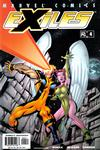 Cover for Exiles (Marvel, 2001 series) #4 [Direct Edition]
