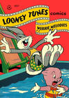 Cover for Looney Tunes and Merrie Melodies Comics (Dell, 1941 series) #58