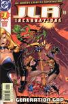Cover for JLA: Incarnations (DC, 2001 series) #1