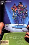 Cover for The Legion (DC, 2001 series) #3