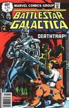 Cover for Battlestar Galactica (Marvel, 1979 series) #3 [Regular Edition]