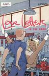 Cover for Love Letters in the Hand (Fantagraphics, 1991 series) #1