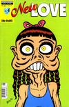 Cover for New Love (Fantagraphics, 1996 series) #4