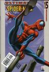 Cover for Ultimate Spider-Man (Marvel, 2000 series) #15