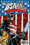 Cover for USAgent (Marvel, 2001 series) #1
