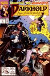 Cover for Darkhold: Pages from the Book of Sins (Marvel, 1992 series) #5 [Direct Edition]