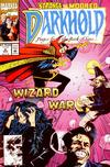 Cover for Darkhold: Pages from the Book of Sins (Marvel, 1992 series) #6 [Direct Edition]