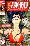 Cover for Darkhold: Pages from the Book of Sins (Marvel, 1992 series) #7 [Direct Edition]