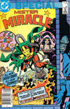 Cover Thumbnail for Mister Miracle Special (1987 series) #1 [Newsstand]