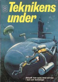 Cover Thumbnail for Teknikens under (Semic, 1976 series) #8