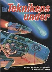 Cover for Teknikens under (Semic, 1976 series) #10