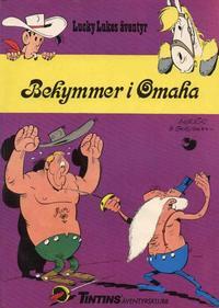 Cover Thumbnail for Lucky Lukes äventyr (Nordisk bok, 1984 ? series) #[224] [T-042] - Lucky Lukes äventyr: Bekymmer i Omaha