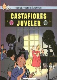 Cover Thumbnail for Tintins äventyr (Nordisk bok, 1984 ? series) #T-057A; [240] - Castafiores juveler