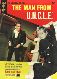 Cover Thumbnail for The Man from U.N.C.L.E. (Western, 1965 series) #7