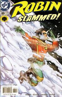 Cover Thumbnail for Robin (DC, 1993 series) #89