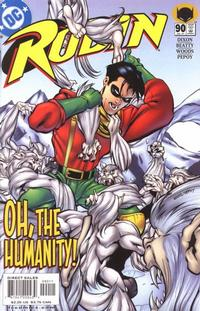 Cover Thumbnail for Robin (DC, 1993 series) #90